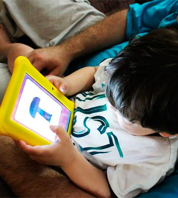 Review of iRULU BabyPad Y1 Tablet for Toddlers