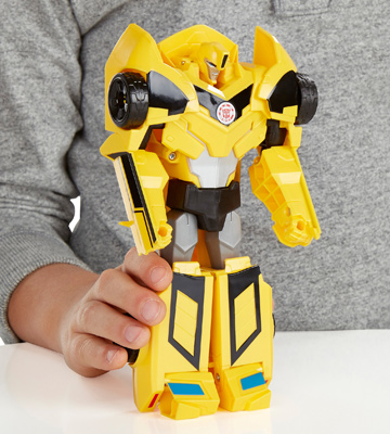 Review of Transformers B0897 Bumblebee Action Figure