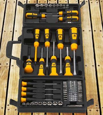 Review of Rolson Tools 36820 Screwdriver Set