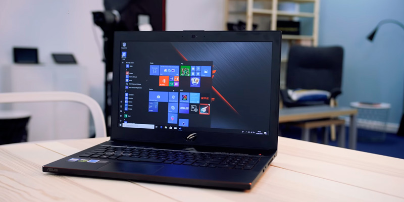 Review of ASUS ROG Zephyrus M (GM501) FHD 15.6-inch 144Hz Gaming Laptop (Core i7-8750H, GTX 1060 6GB, 16GB RAM, 256GB SSD + 1TB HDD)