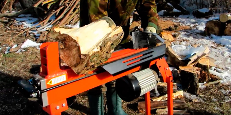 Detailed review of Logmaster D8797 Hydraulic Log Splitter