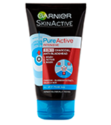 Garnier Pure Active Charcoal Blackhead Mask