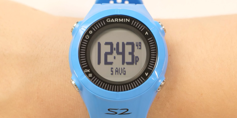 Review of Garmin Approach S2