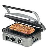 Cuisinart Panini Press Griddler