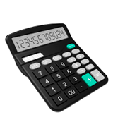 Helect (H1001) Standard Function Desktop Calculator