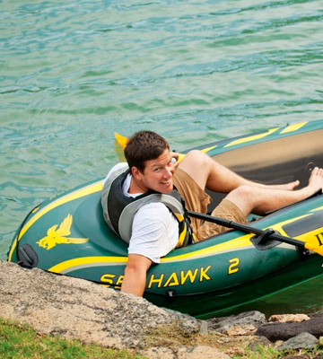 Review of Intex SeaHawk 2 (68347EP) 2-Person Capacity Boat