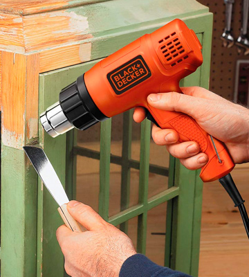 Review of Black & Decker KX1650 Heat Gun