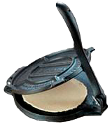 Victoria 85008 Cast Iron Tortilla Press