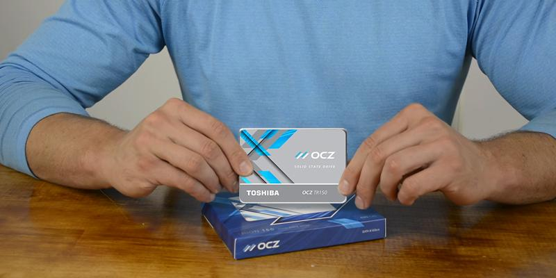 Review of OCZ Toshiba Trion 150 Series SSD Drive