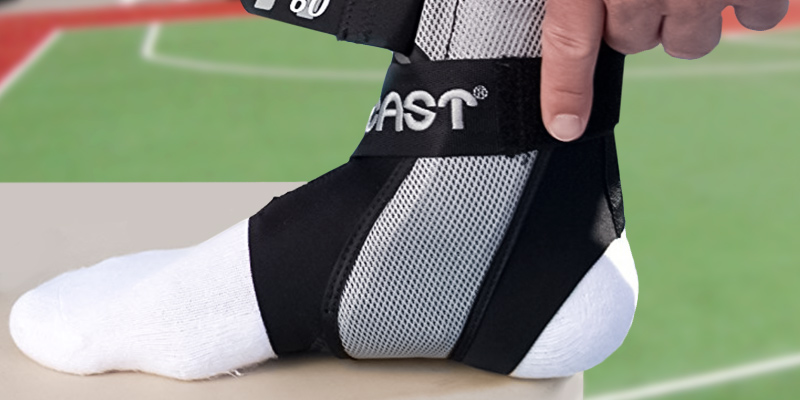 Review of Aircast A60 Ankle Brace