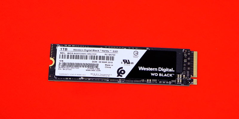 Review of WD Black High-Performance NVMe Internal SSD