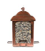 Perky-Pet Lantern Wild Bird Feeder Anti Squirrel Bird Feeder