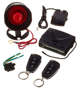 Akhan-tuning AT100A68 Car Alarm Car Remote Control System