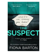 Fiona Barton The Suspect: The most addictive and clever new crime thriller