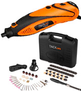 TACKLIFE RTD35ACL 135W Advanced Multi-functional Rotary Tool Kit with 80 Accessories