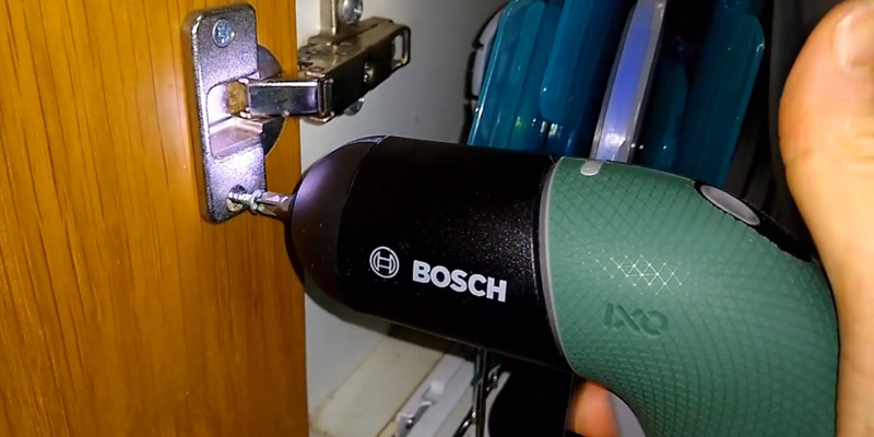 Review of Bosch IXO 6th Generation Electric Screwdriver