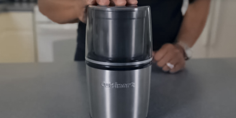 Review of Cuisinart SG20U Electric Spice and Nut Grinder