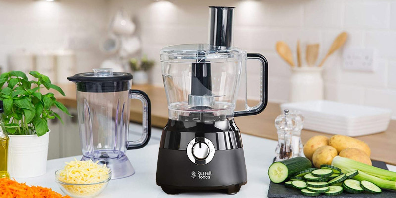 Review of Russell Hobbs 24732 Desire Food Processor