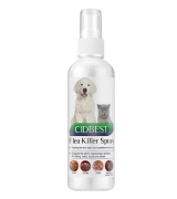 CIDBEST Flea Spray Cat Flea Treatment