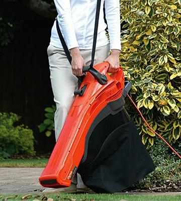 Review of Flymo Electric Garden Blower Vacuum