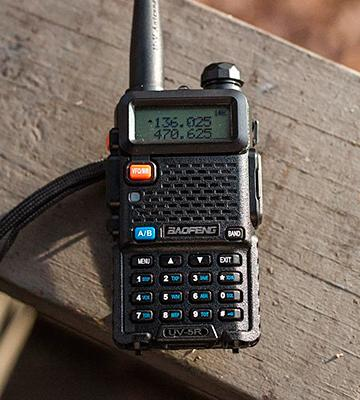 Review of BaoFeng UV-5R Two Way Radio
