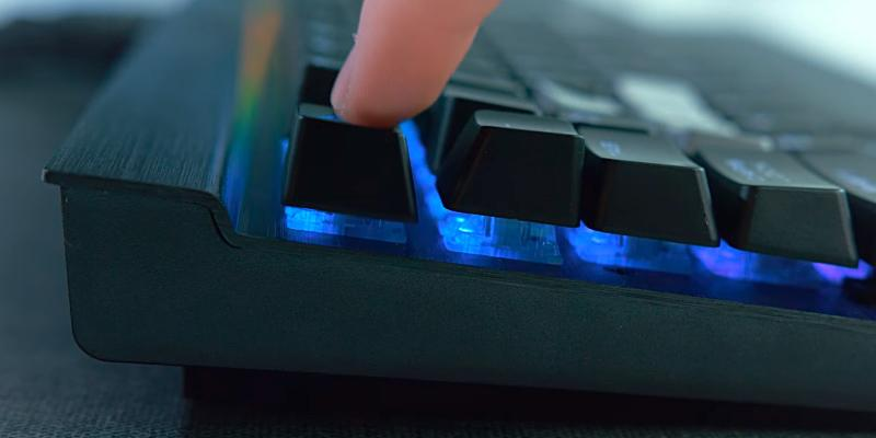 Review of Corsair K70 RGB Backlit Mechanical Keyboard