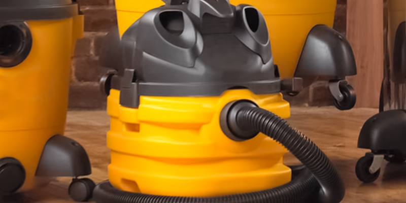 Review of Shop-Vac 5872410 Portable Contractor Right Stuff Wet/Dry Vacuum