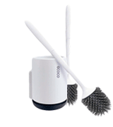 NEWXLT Ecoco Toilet Brush and Holder