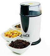 Chef's Inspirations Twin Blade Coffee Bean Grinder