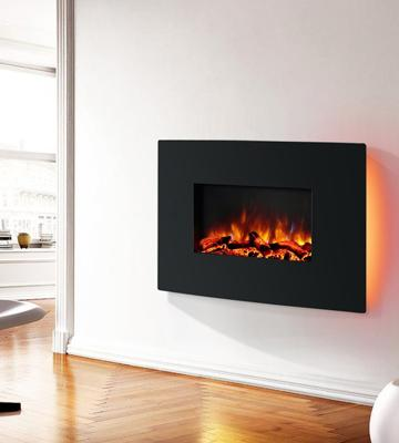 Review of Endeavour Fires and Fireplaces Egton Wall Mounted Electric Fire