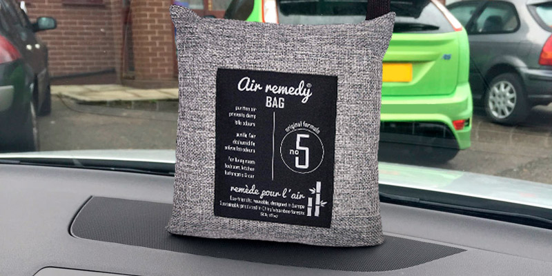 Review of Air Remedy Bag Car Dehumidifier Charcoal Air Purifying Bag System