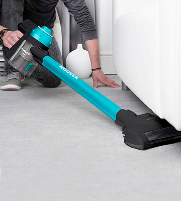 Review of Hoover FD22BCPET Freedom Pets Lithium 2 in 1 Cordless Stick Vacuum Cleaner