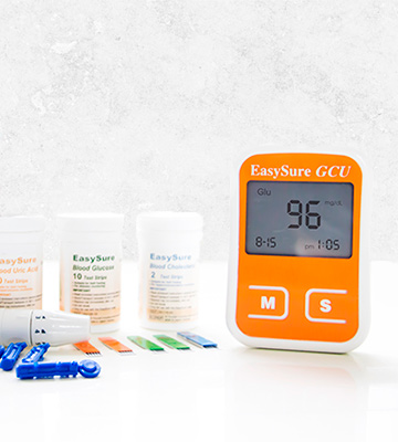 Review of Easysure GCU Cholesterol, UricAcid and Glucose Testing Device