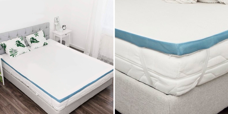 Review of Dreamzie Orthopaedic Memory Foam Mattress Topper
