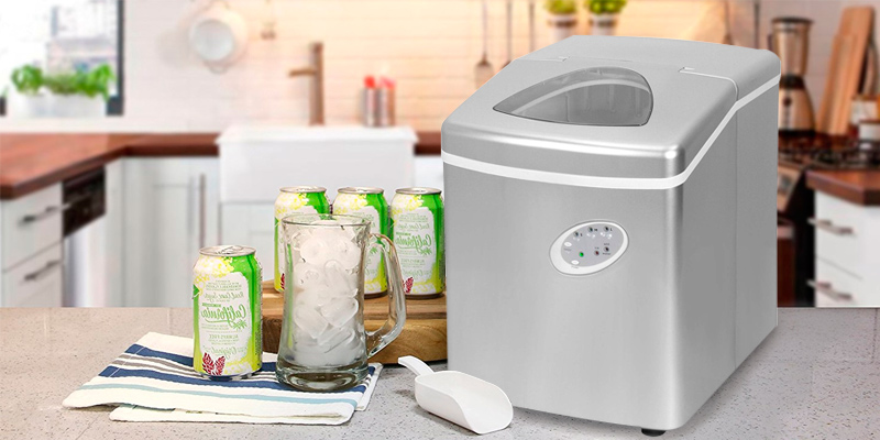 Review of Thinkgizmos Compact Ice Maker Machine