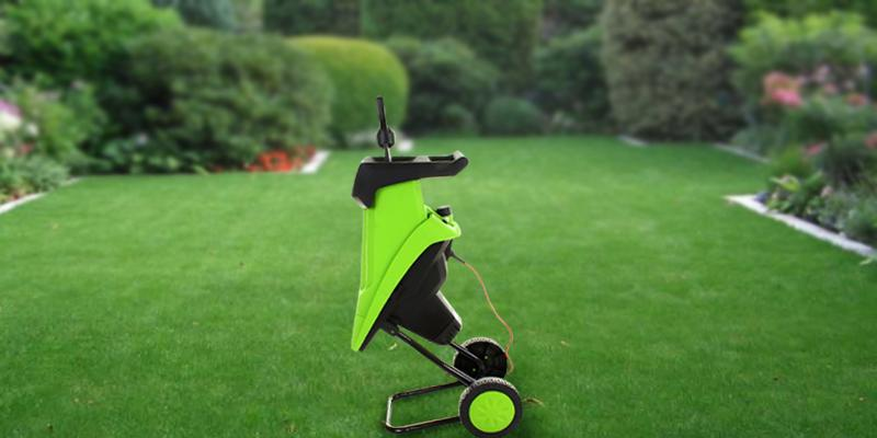 Review of Marko Gardening Garden Shredder Electric Mulcher