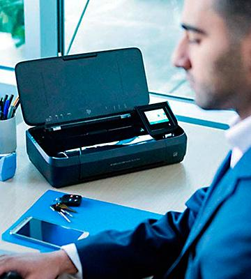 Review of HP OfficeJet 250 Mobile Printer