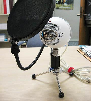 Review of Blue Snowball Ice USB Microphone - White