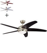 Westinghouse 7222040 Bendan Ceiling Fan