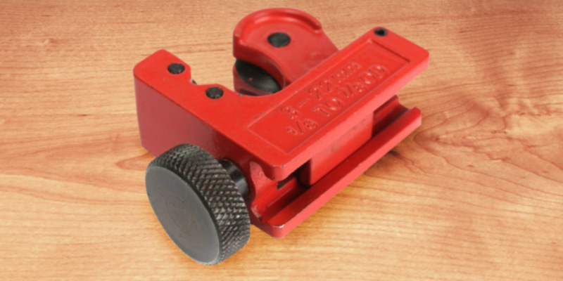 Review of GOCHANGE Loprtec137 Mini Tube Cutter for 3-22mm Copper, Aluminum and PVC Tube