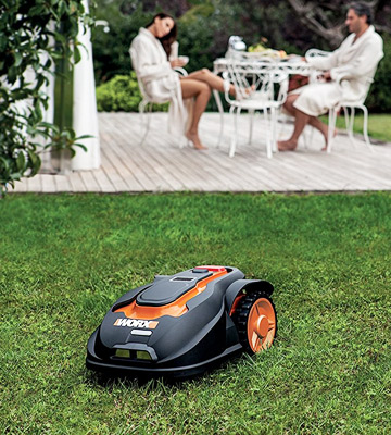 Review of WORX WG790E.1 Landroid M Robotic Lawn Mower