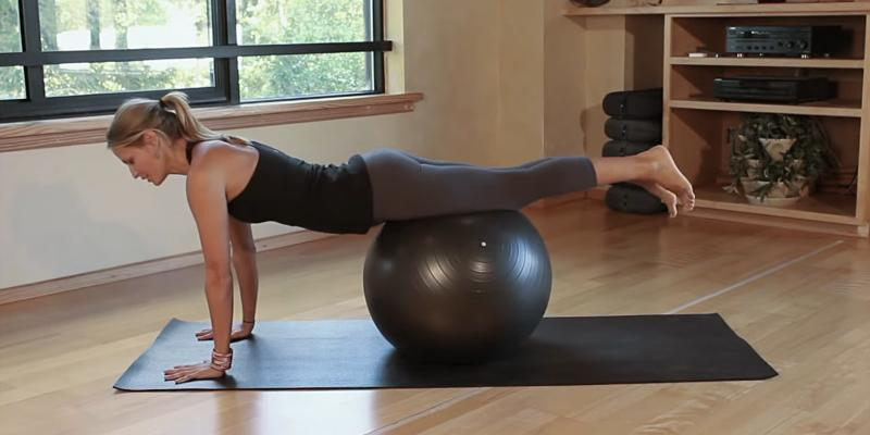 Review of Starwood Sports Yoga Swiss Ball