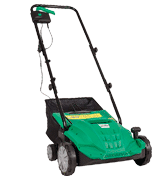 Wido Electric 2 In 1 Scarifier and Lawn Rake Moss Remover
