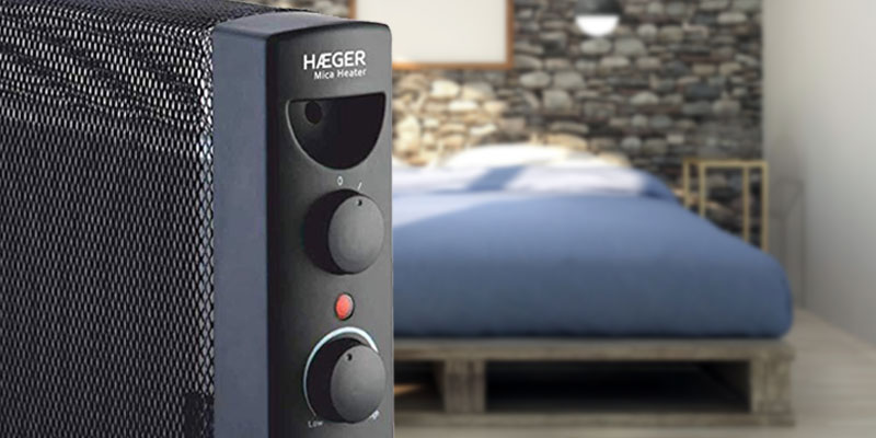 Review of Haeger MH-060.001A Mica Electric Heater