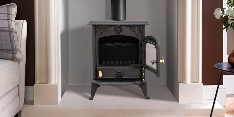 Review of Lincsfire Saxilby JA013 Multifuel Wood Burning Stove