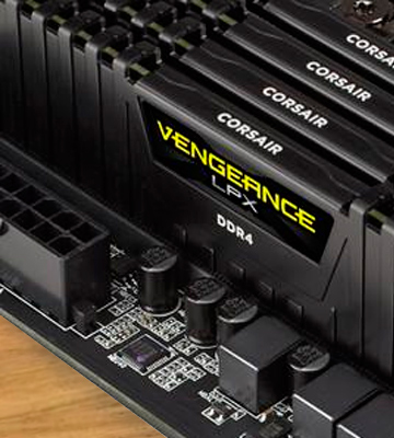 Review of Corsair Vengeance LPX (C16) 32GB (2 x 16GB) RAM Memory Kit (3200 MHz, XMP 2.0)