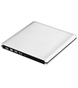 TopElek GDGEPC072AS External Bluray Drive (USB 3.0, for Mac, Windows 10, Laptop, PC)