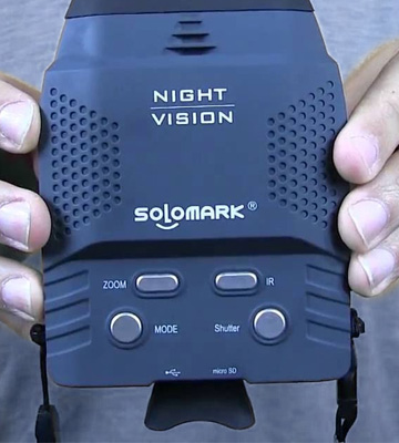 Review of Solomark NV100 Night Vision Monocular