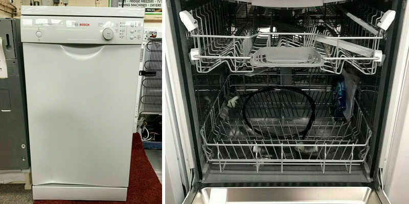 Review of Bosch Serie 2 SPS24CW00G Slimline 45cm Dishwasher