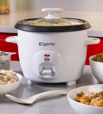 Review of Elgento E19013 Rice Cooker and Steamer